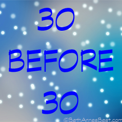 30 Before 30