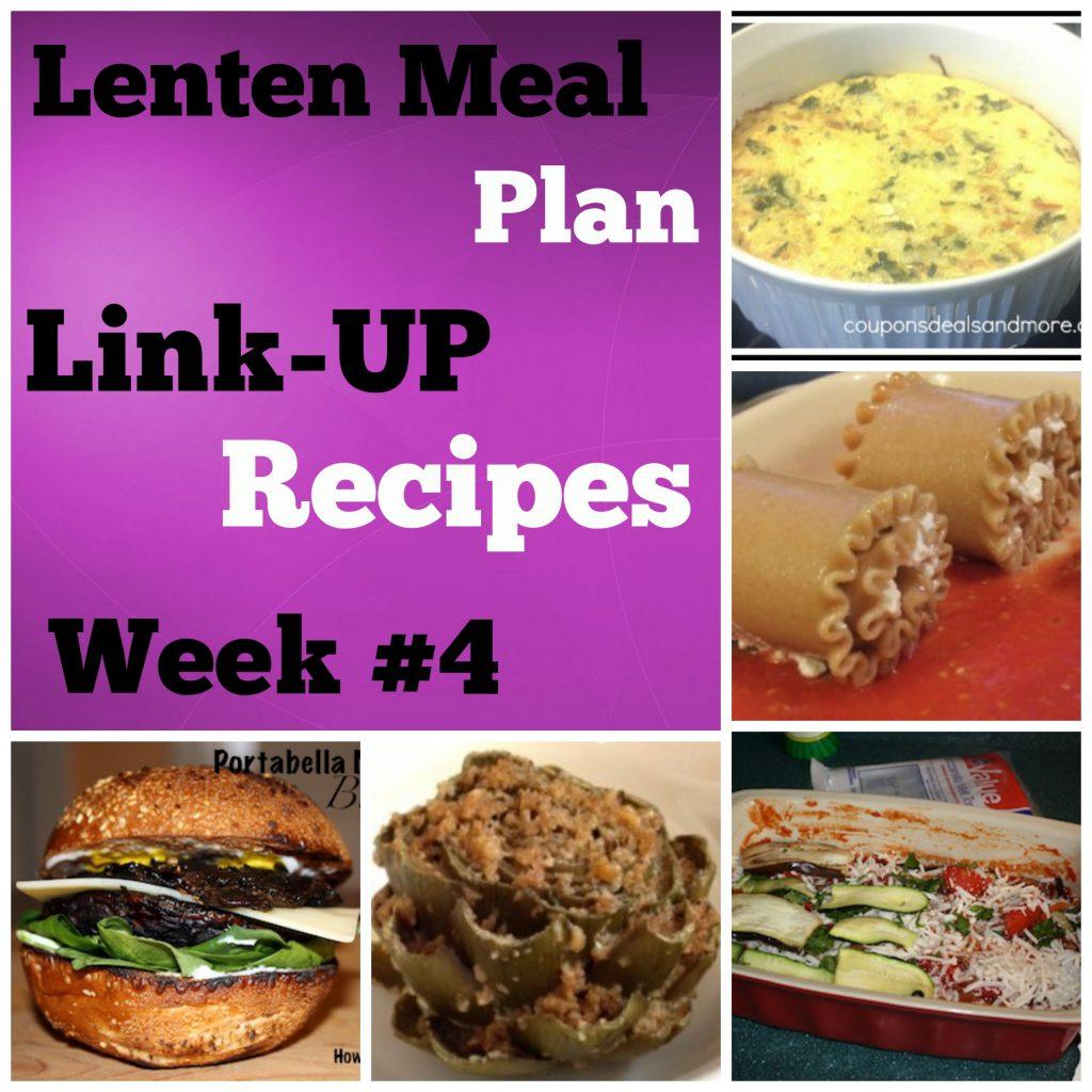 Lent Week 4