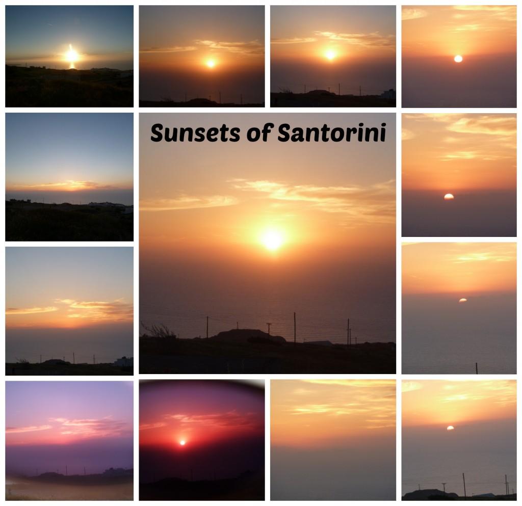 SantoriniSunsets
