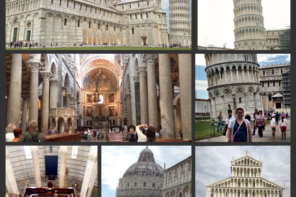 Day trip to the Cliche city of Pisa, Italy