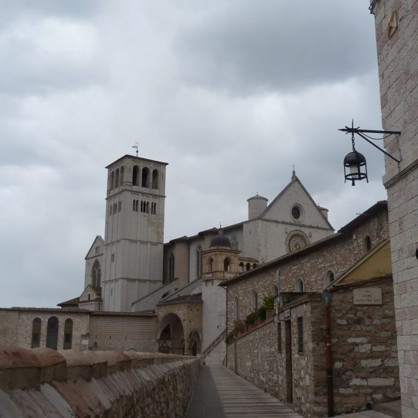 Pilgrimage to Assisi, Italy