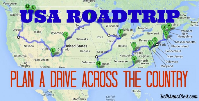 USA Roadtrip!