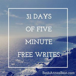 31 DAYS bab