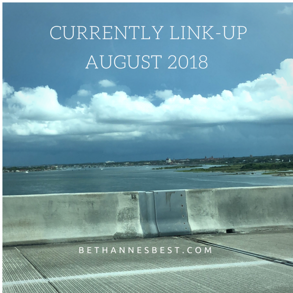 Currently: AUGUST 2018