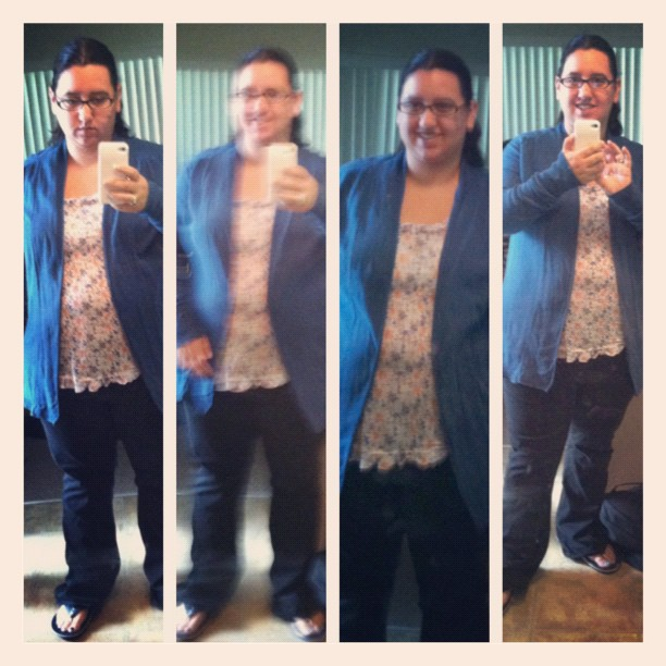 what I wore Sunday link-up
