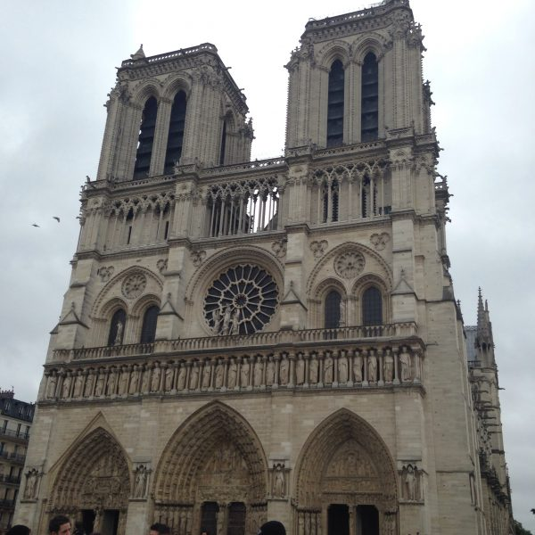 Tour of Notre Dame Cathedral
