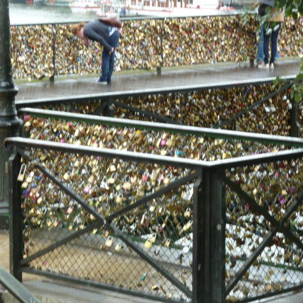 The Paris Love Bridge
