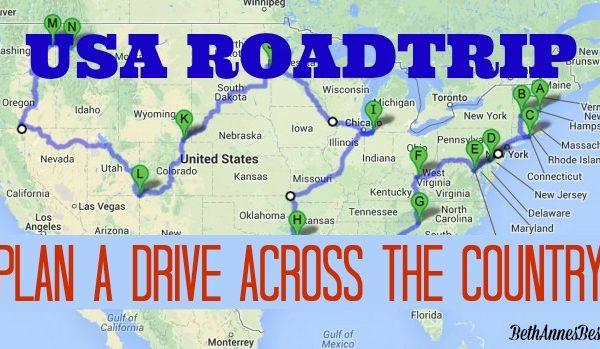USA Roadtrip!